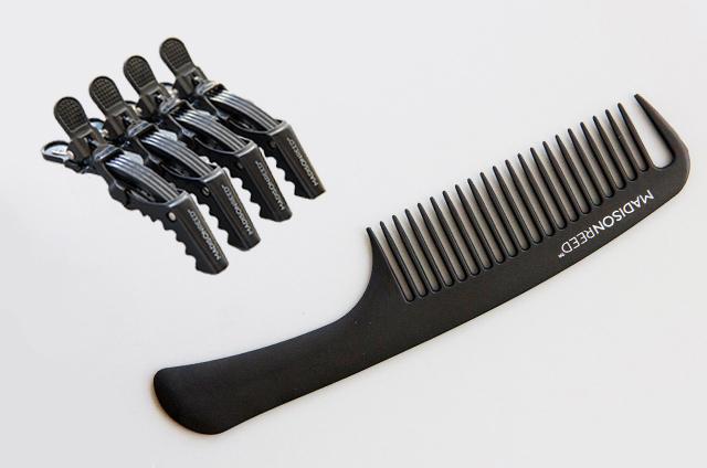 Professional Comb & Clip Kit