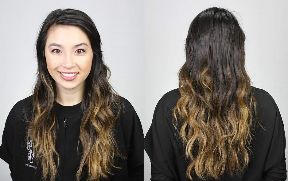 Before And After Ombre Hair With Nicole Chiu Wang Madison Reed