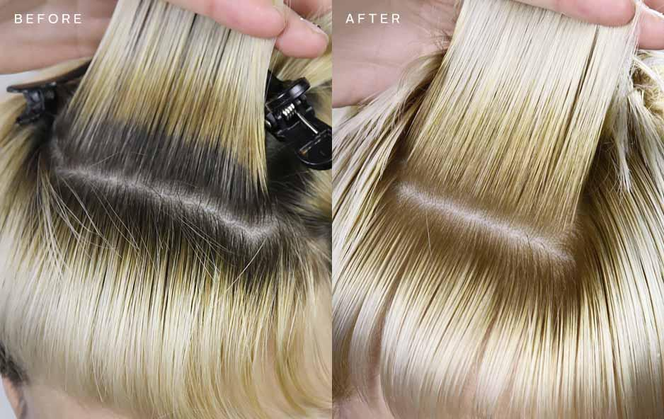 Madison Reed Hair Color Before and After: CiCi