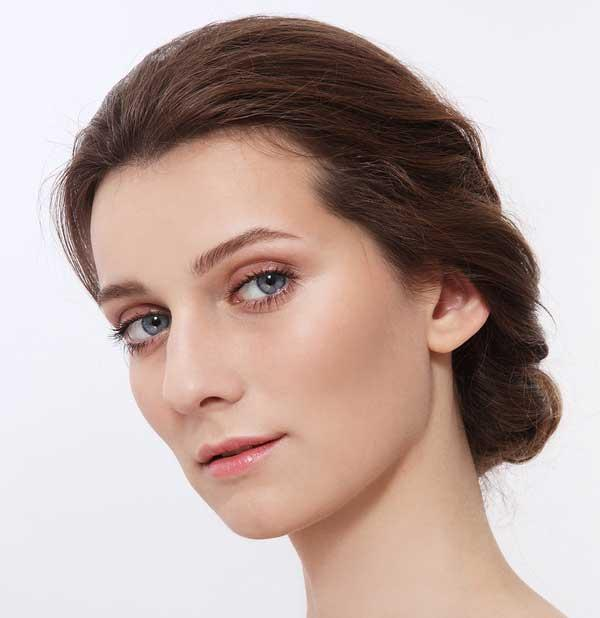 5 minute hairstyles - all swept up