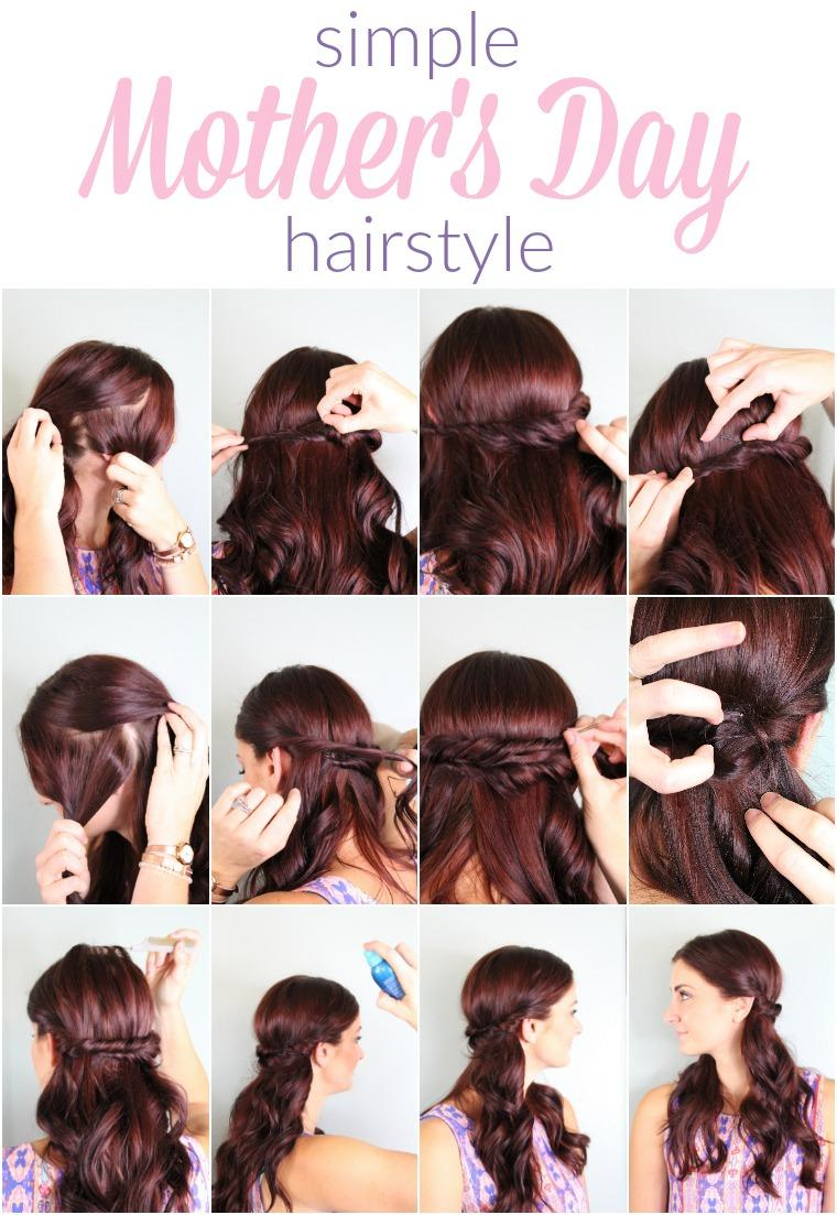 Hair Style Step by Step