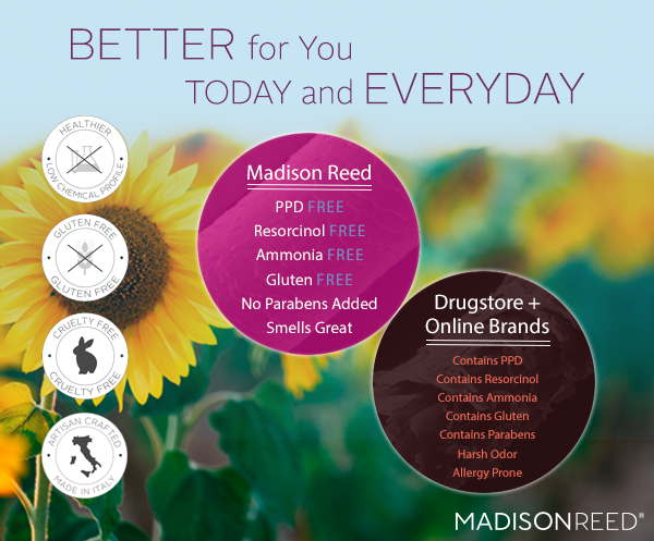 Why Madison Reed Is Better For You
