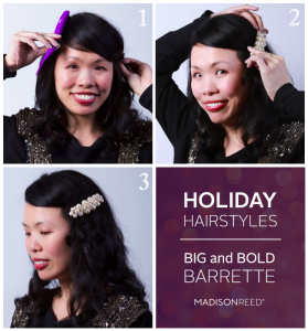 Big and Bold Barrette