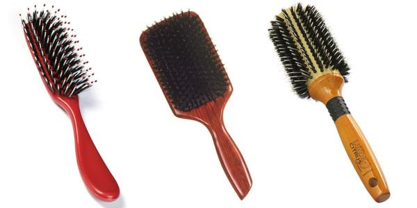 Hair Brush Shapes