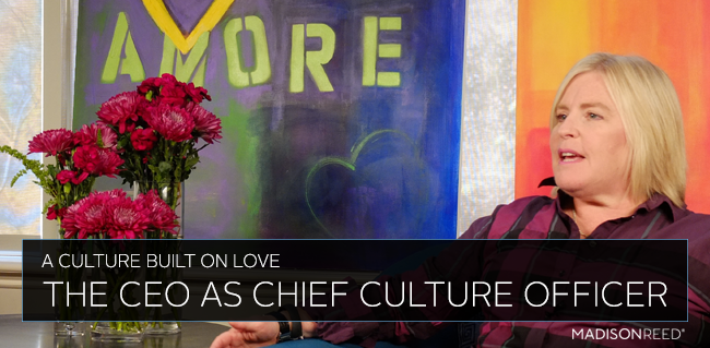 A Culture Built on Love: The CEO as Chief Culture Officer
