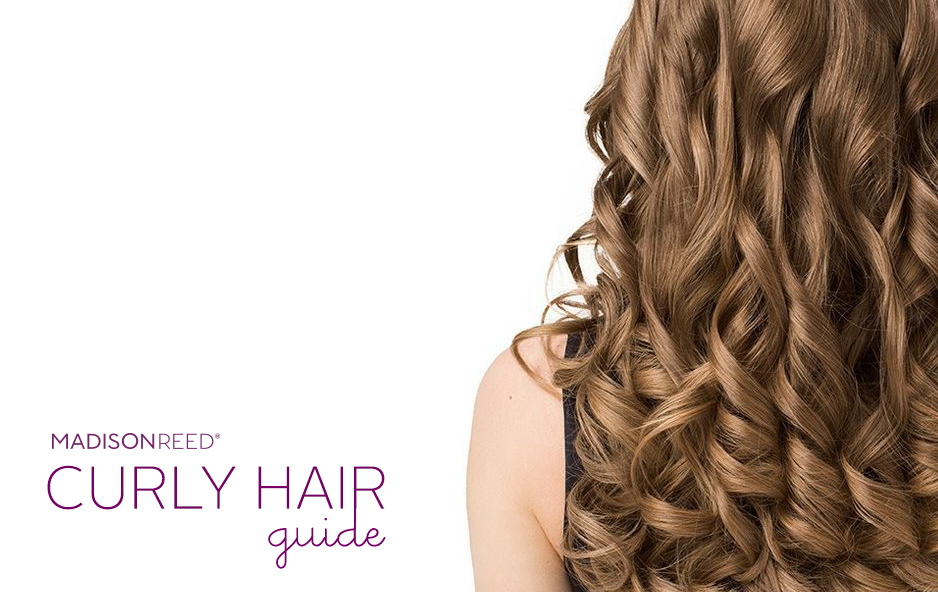 All You Need To Know About Curly Hair - Types of Curly Hair