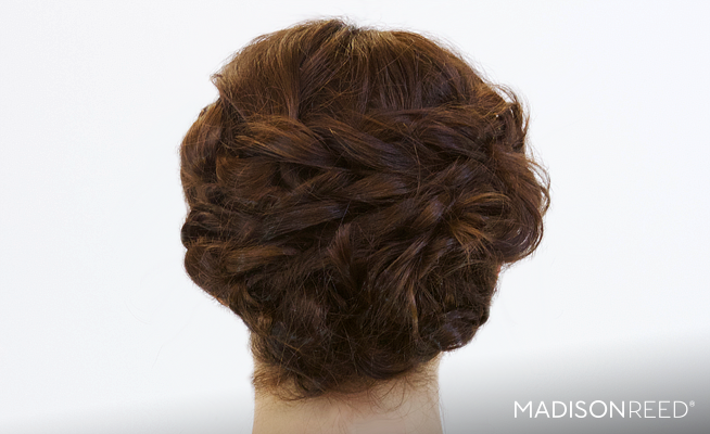 Holiday Hair Tutorial: Loop de Loop