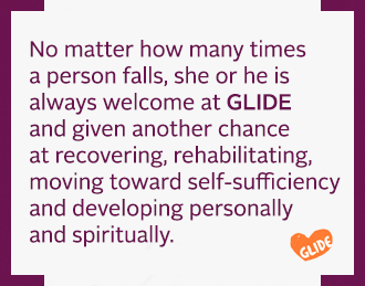 GLIDE SF Mission Statement