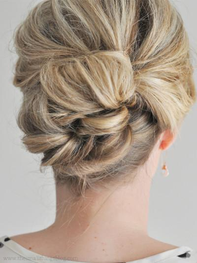 Hair-Updo-Easy