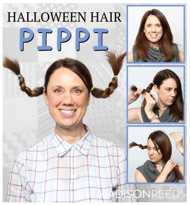 Halloween Hair Pipi
