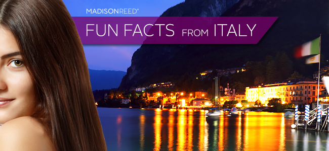 Fun Facts from Italy