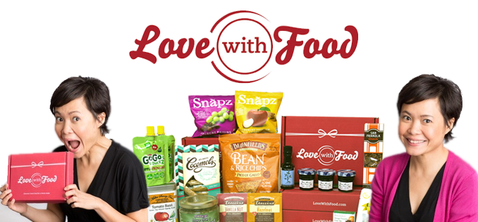 Love With Food Founder Aihui Ong