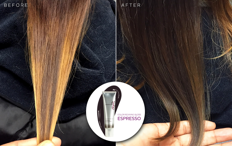 hair gloss treatment