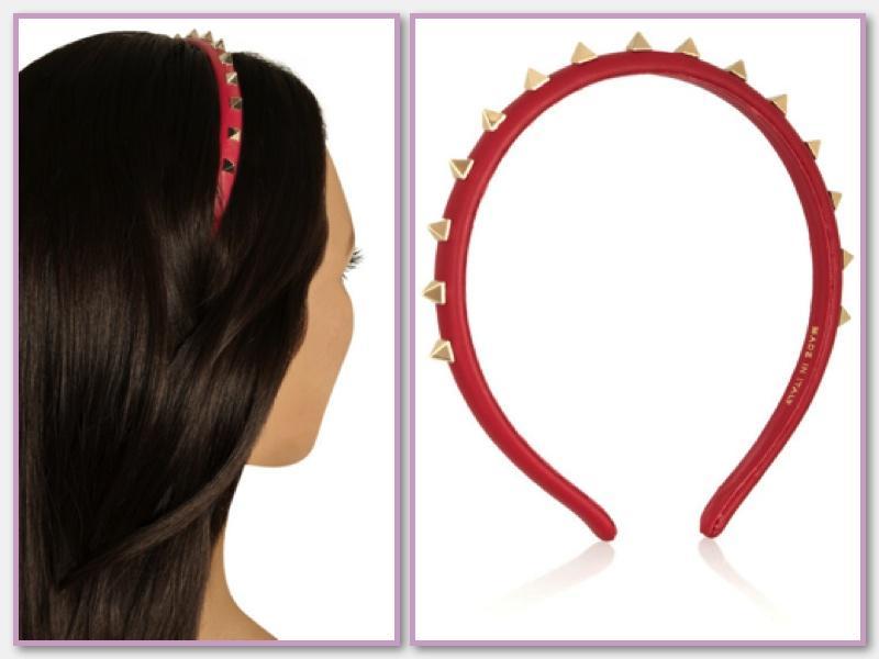 Red Headband 2