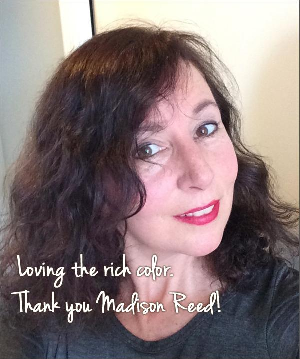 Results-of-Madison-Reed-hair-coloring