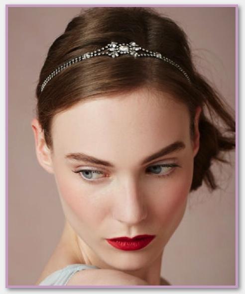 Rhinestone Headband 2
