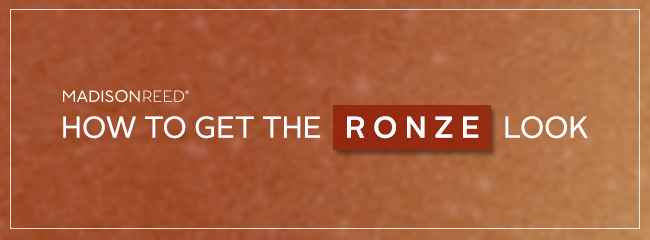 Copper Color Hair Trend: How to Get the Ronze Look