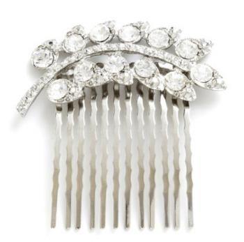 sparkle hair comb