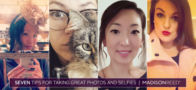 7 Tips for Taking Great Photos and Selfies