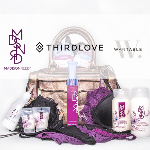 Madison Reed Giveaway with Thirdlove and Wantable