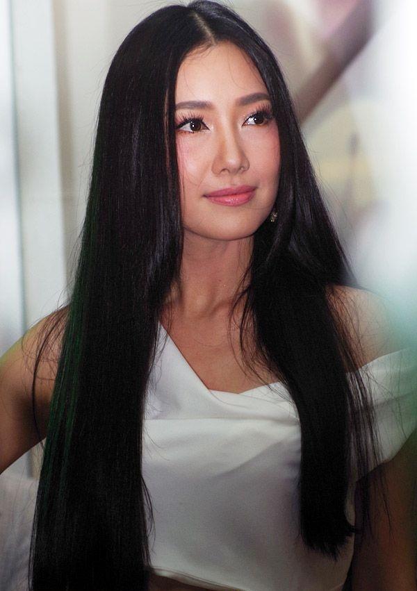 Thai hair trend