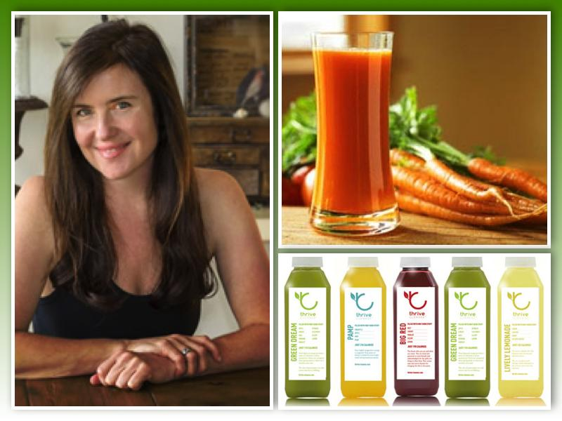 Stephanie Hubbard, Co-Founder of Thrive Cleanse