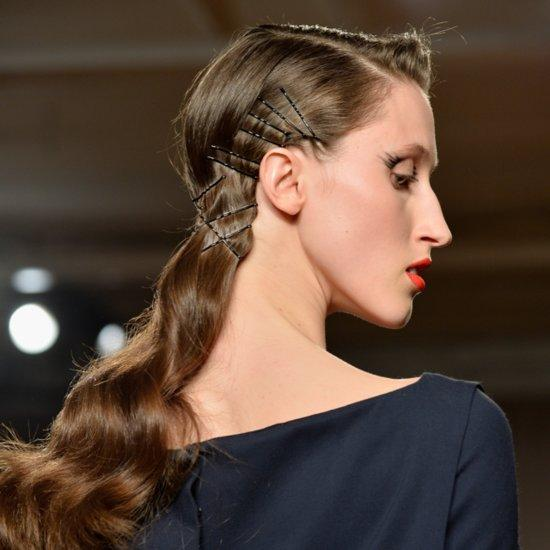 Zac-Posen-Fall-2014-Hair-Makeup-Runway-Pictures