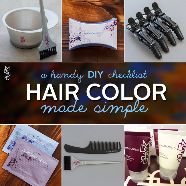 Hair Color Made Simple by Madison Reed