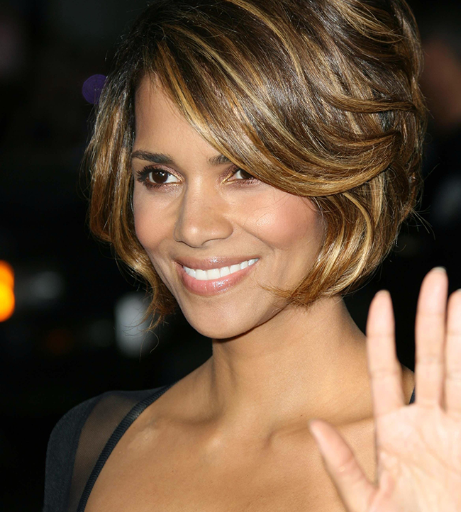 Halle Berry photo via Bigstock