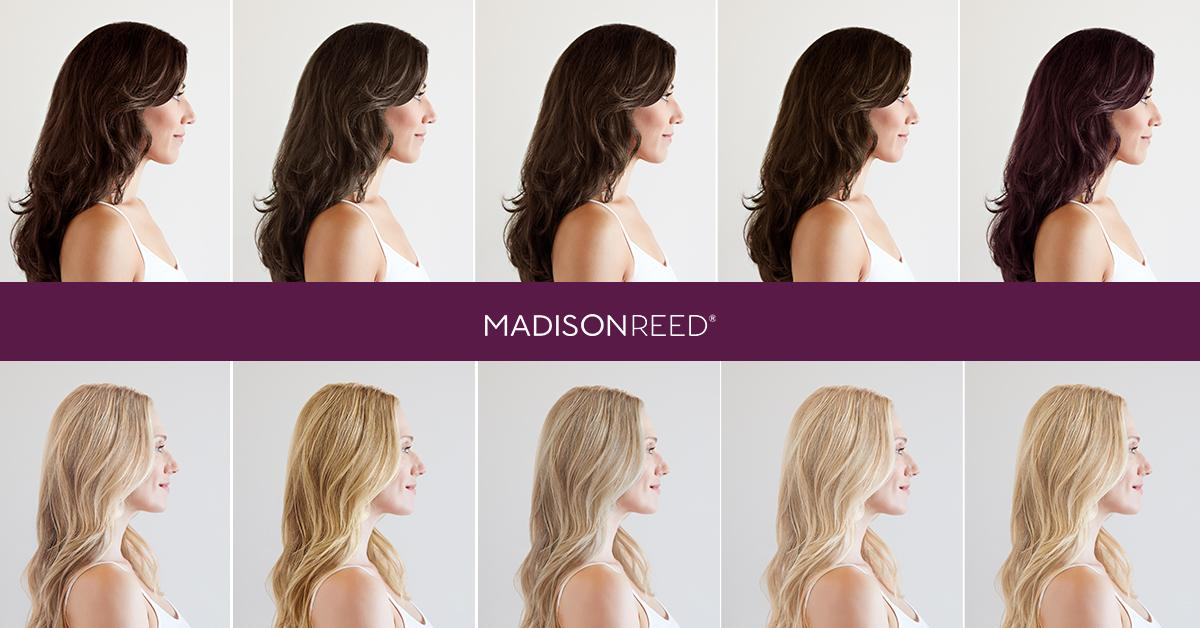How To Color Your Hair At Home From Madison Reed