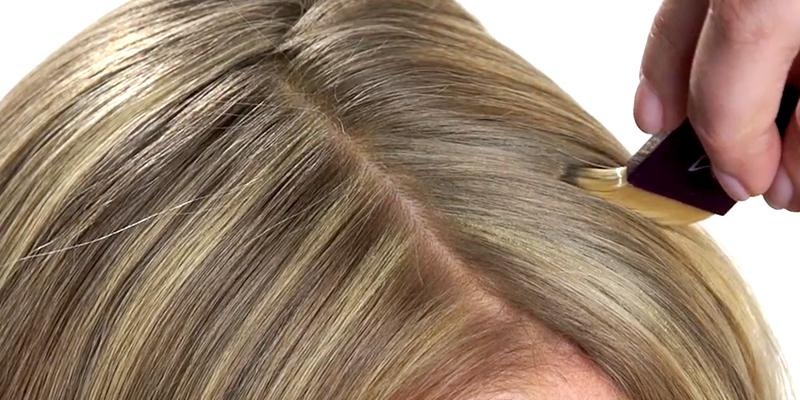 Highlights for Blondes with Cascata Root Touch Up
