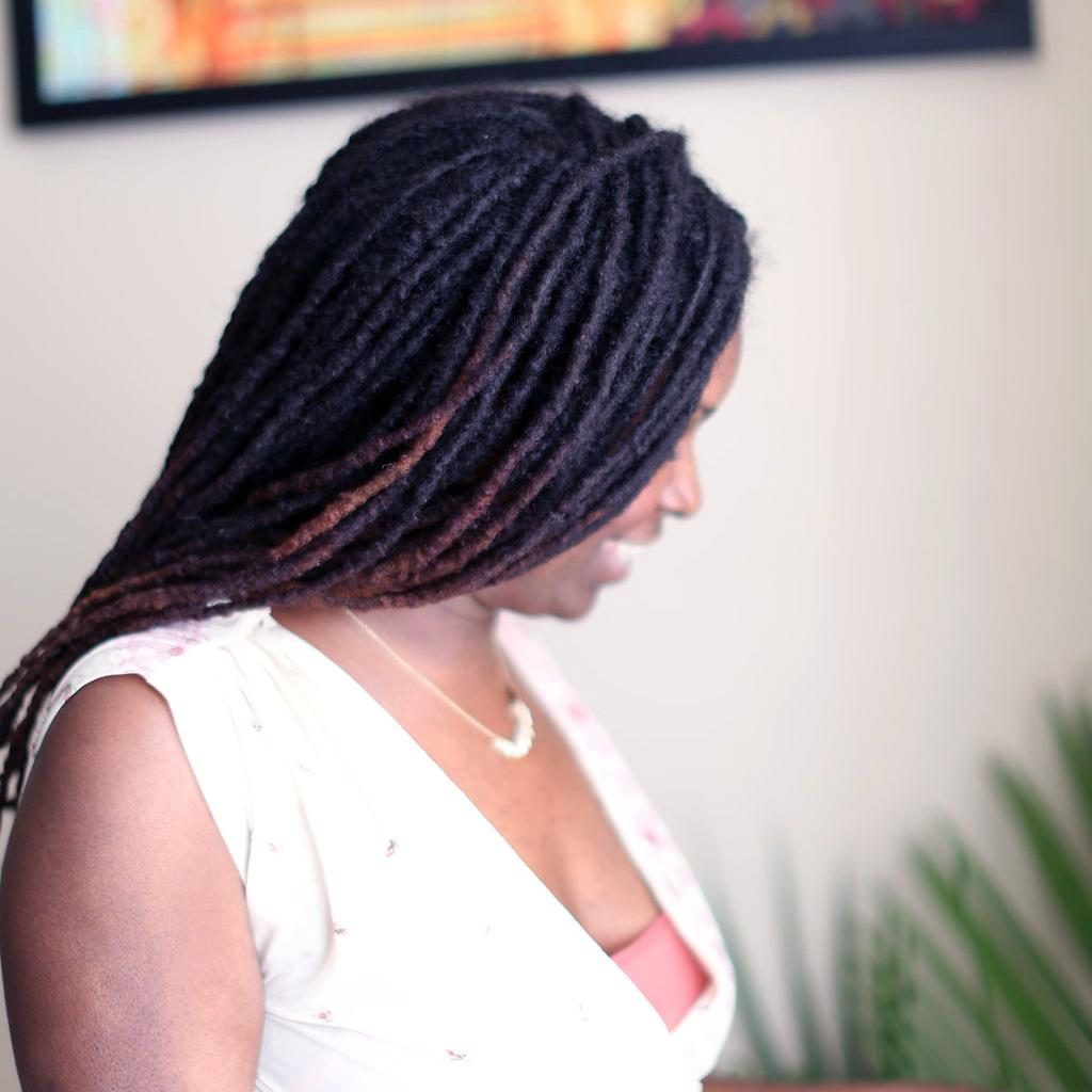 How to Dye Locs - Color Dreads - how to dye your dreads
