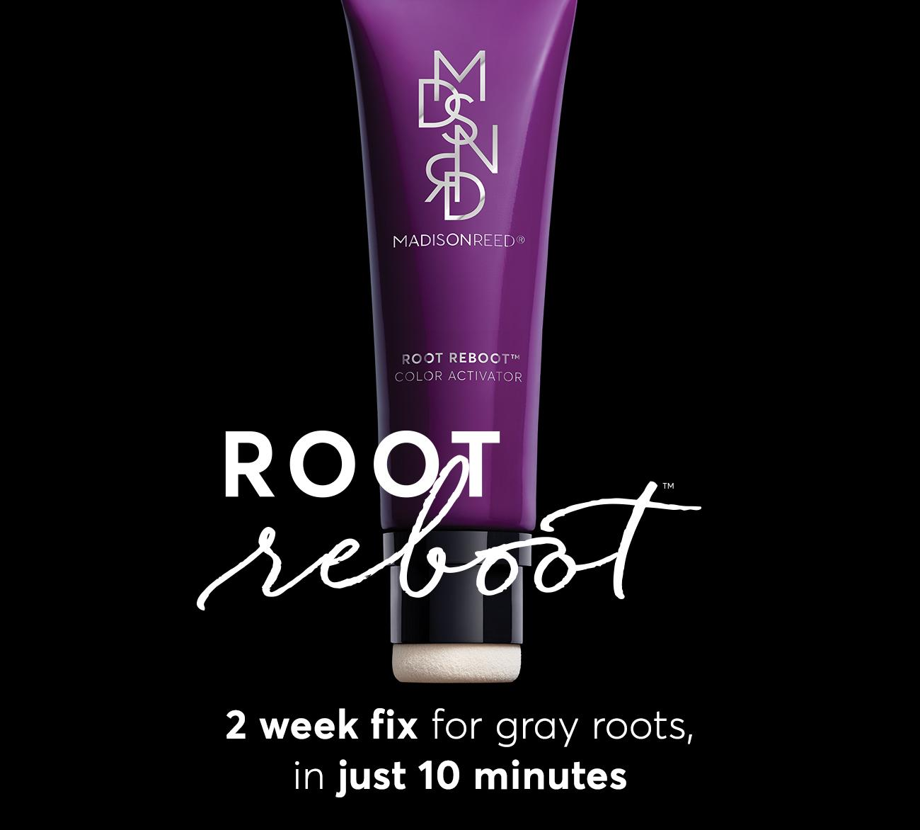 Madison Reed Root Reboot - 2 Week Fix for Gray Roots in Just 10 Minutes