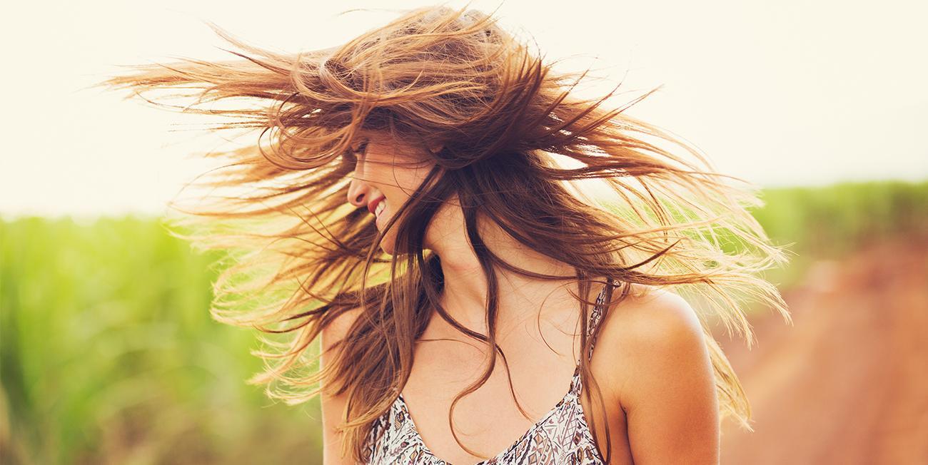 summer hair