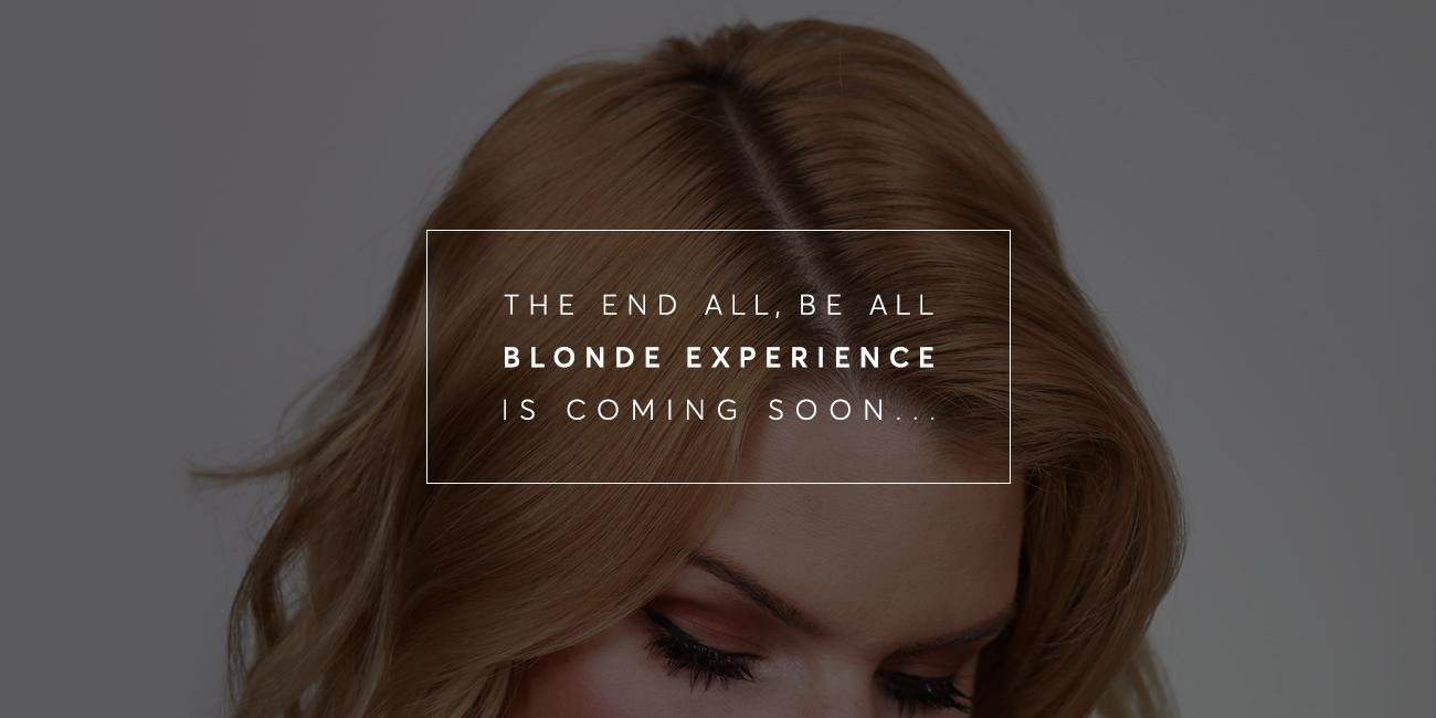 blonde hair video