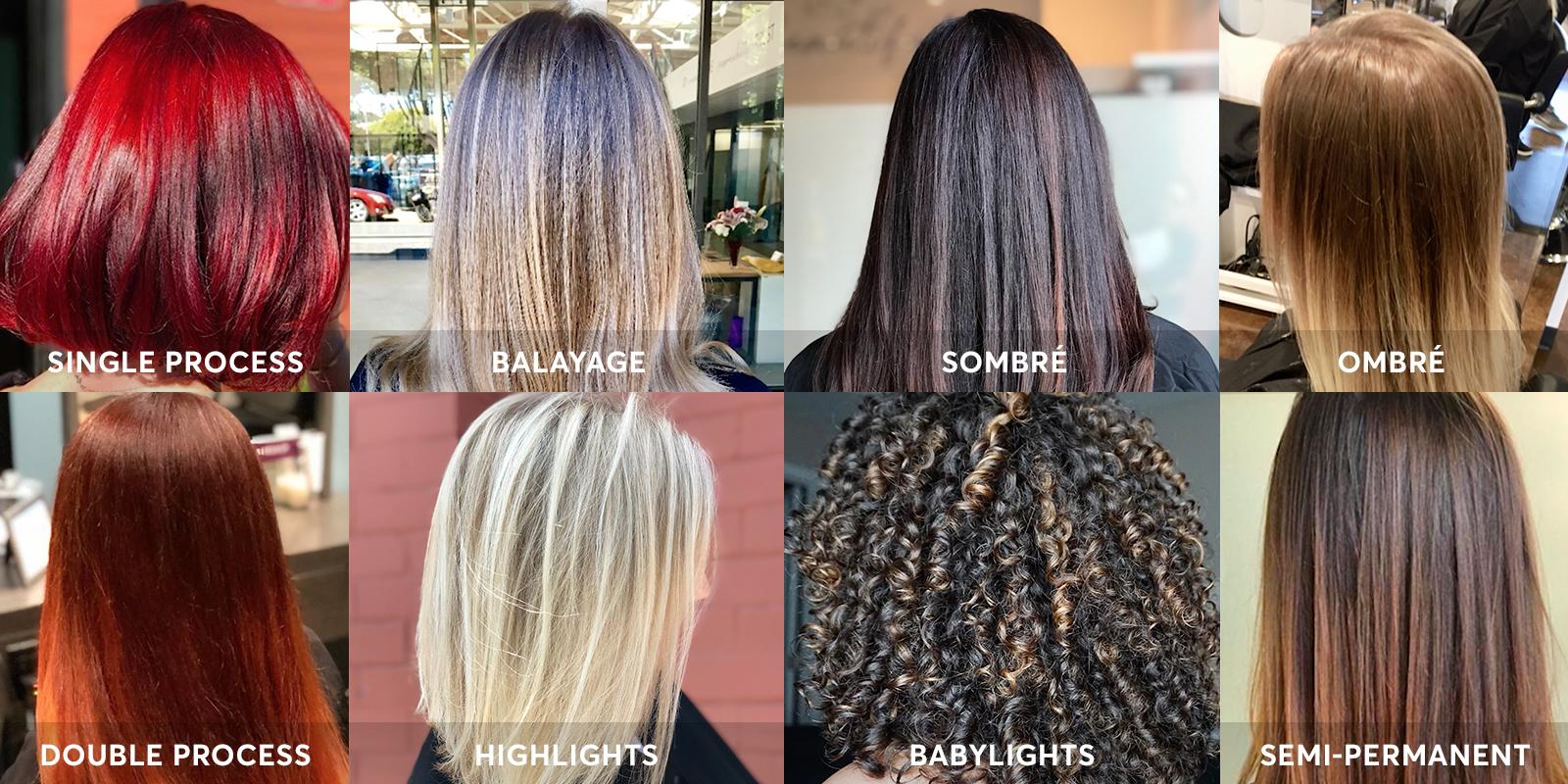 Balayage, Ombre, and Sombre - Oh My!