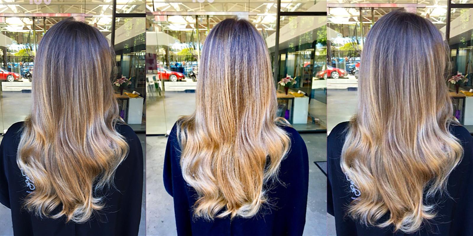 Balayage vs. highlights - balayage vs. foils: what's the difference?