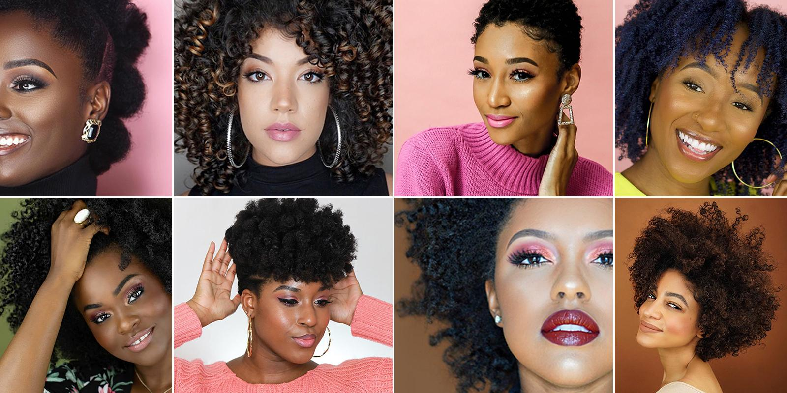 most popular instagrammers for natural hair