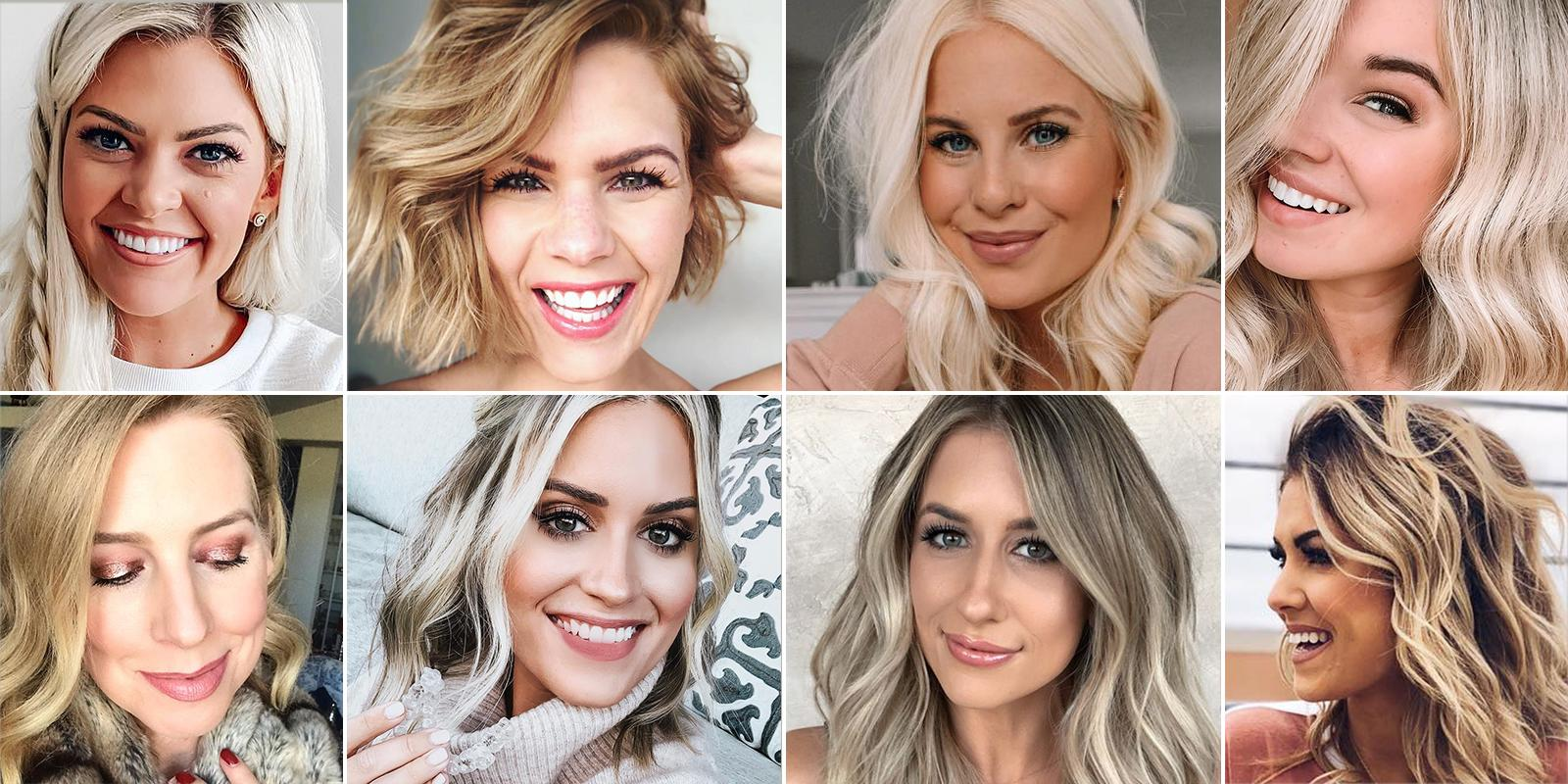 10 Instagrammers to Follow for Blonde Hair Color Inspiration
