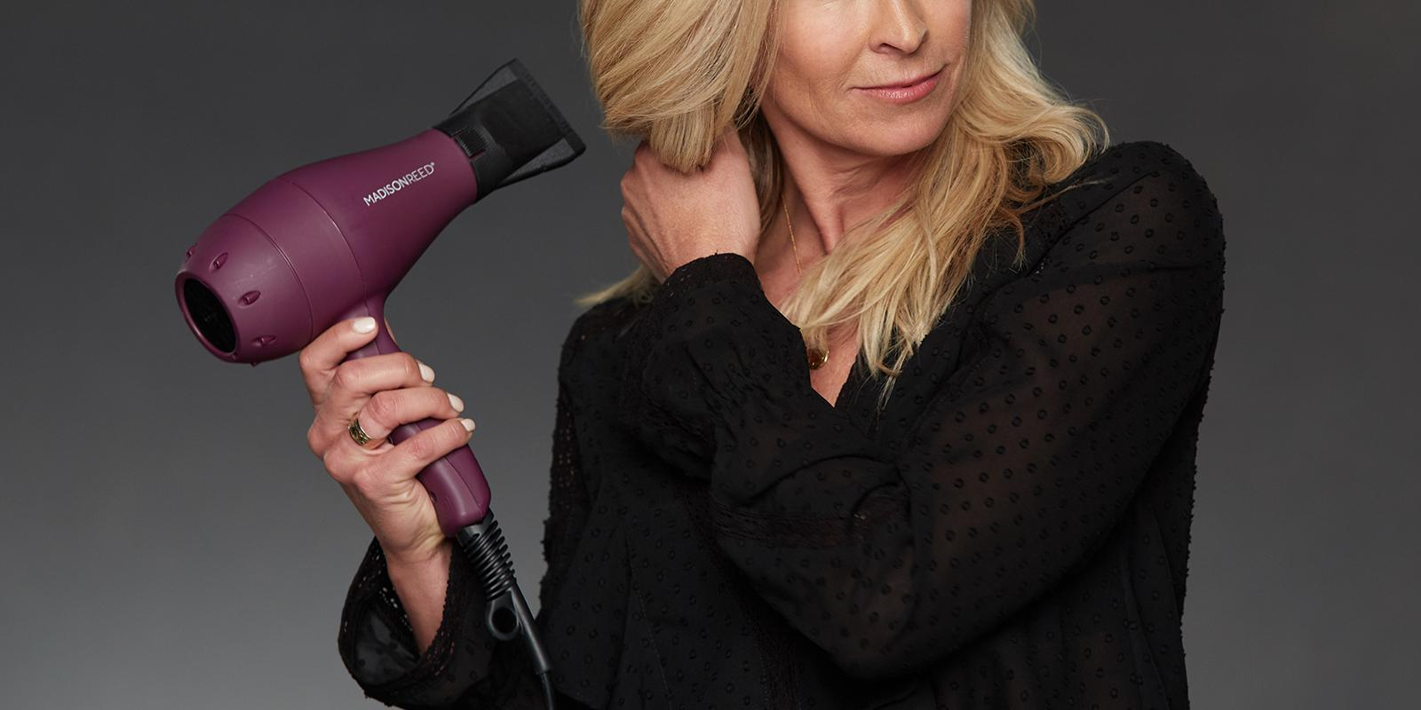 Introducing The Boss - Pro Ionic Hair Dryer
