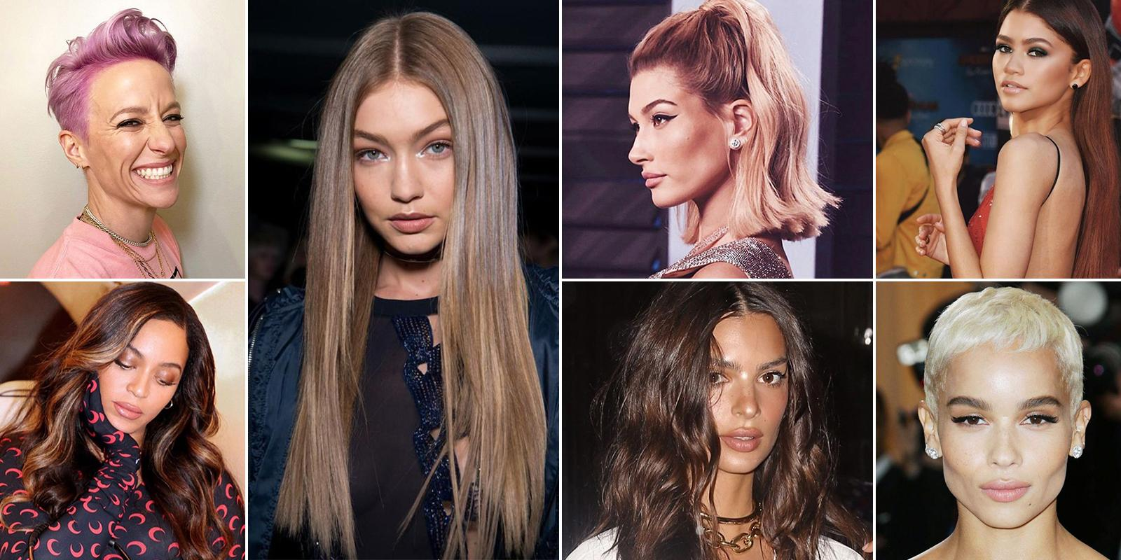 2019 Fall Hair Color Trends