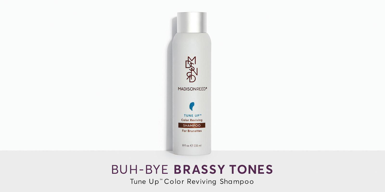 Tune Up Shampoo From Madison Reed