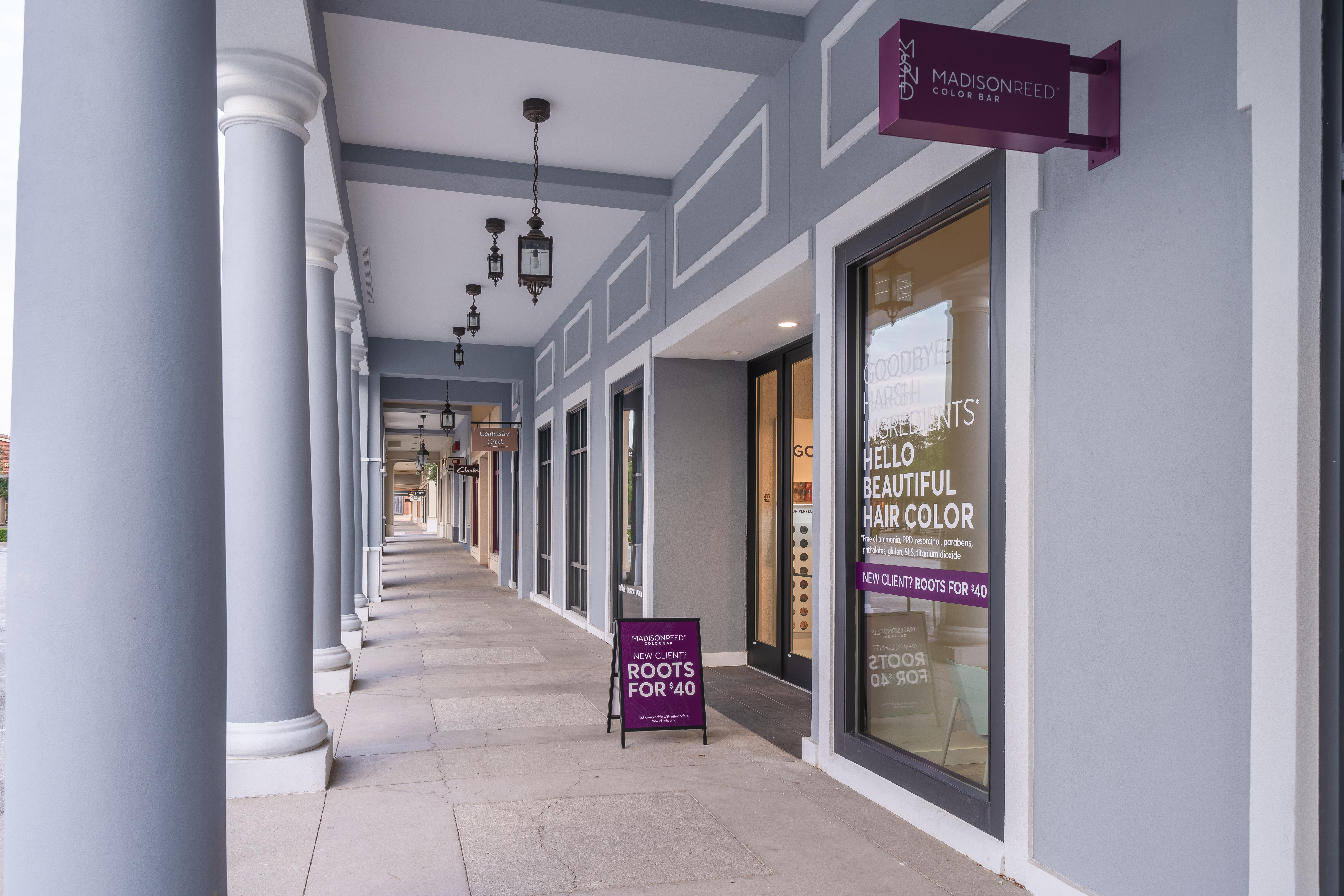 The front of the Southlake Color Bar