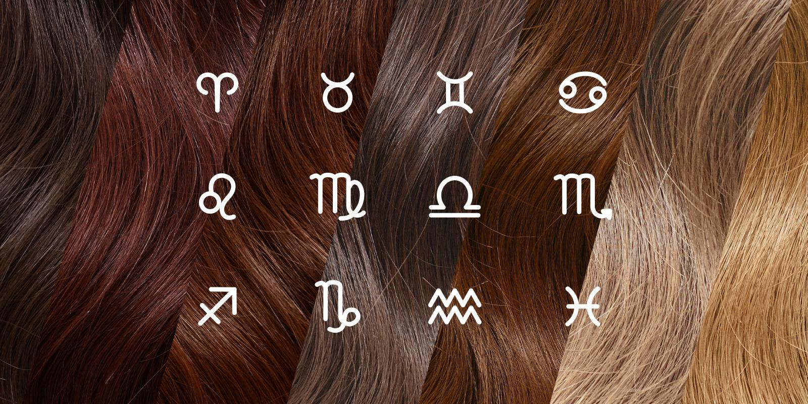 Your Perfect Hair Color, Explained By Astrology