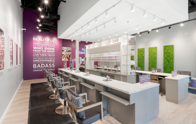 Interior Color Bar in The Woodlands