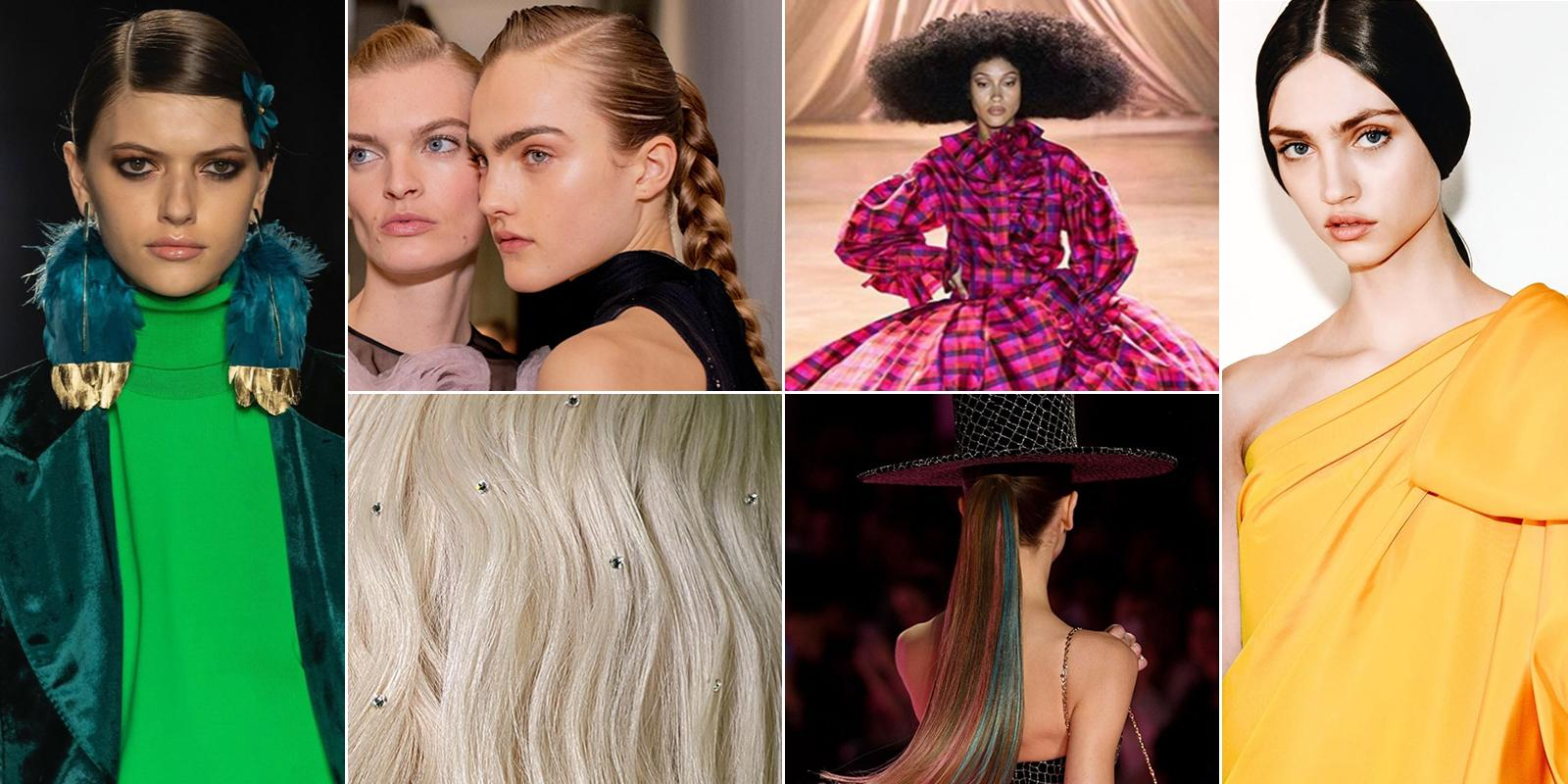 Best Spring Hair Trends from NY Fashion Week