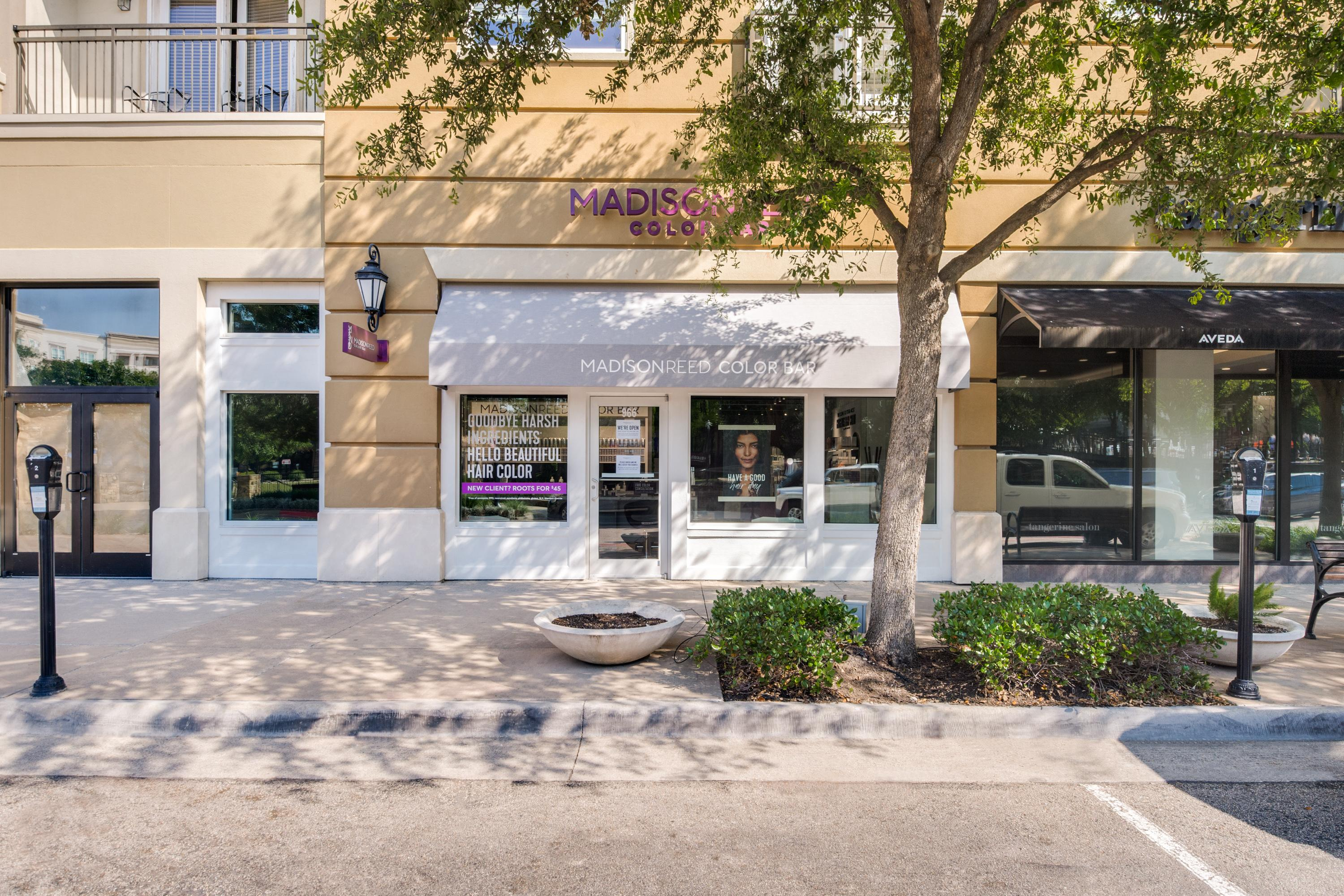Exterior Photo of Madison Reed Color Bar Allen