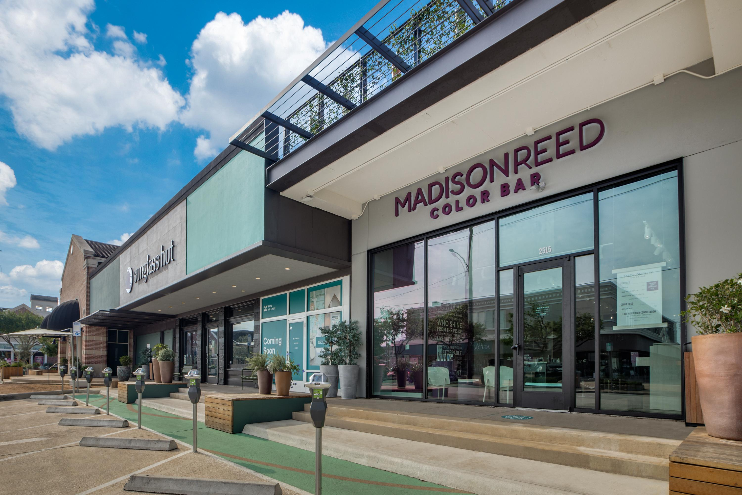 Exterior Photo of Madison Reed Color Bar Rice Village