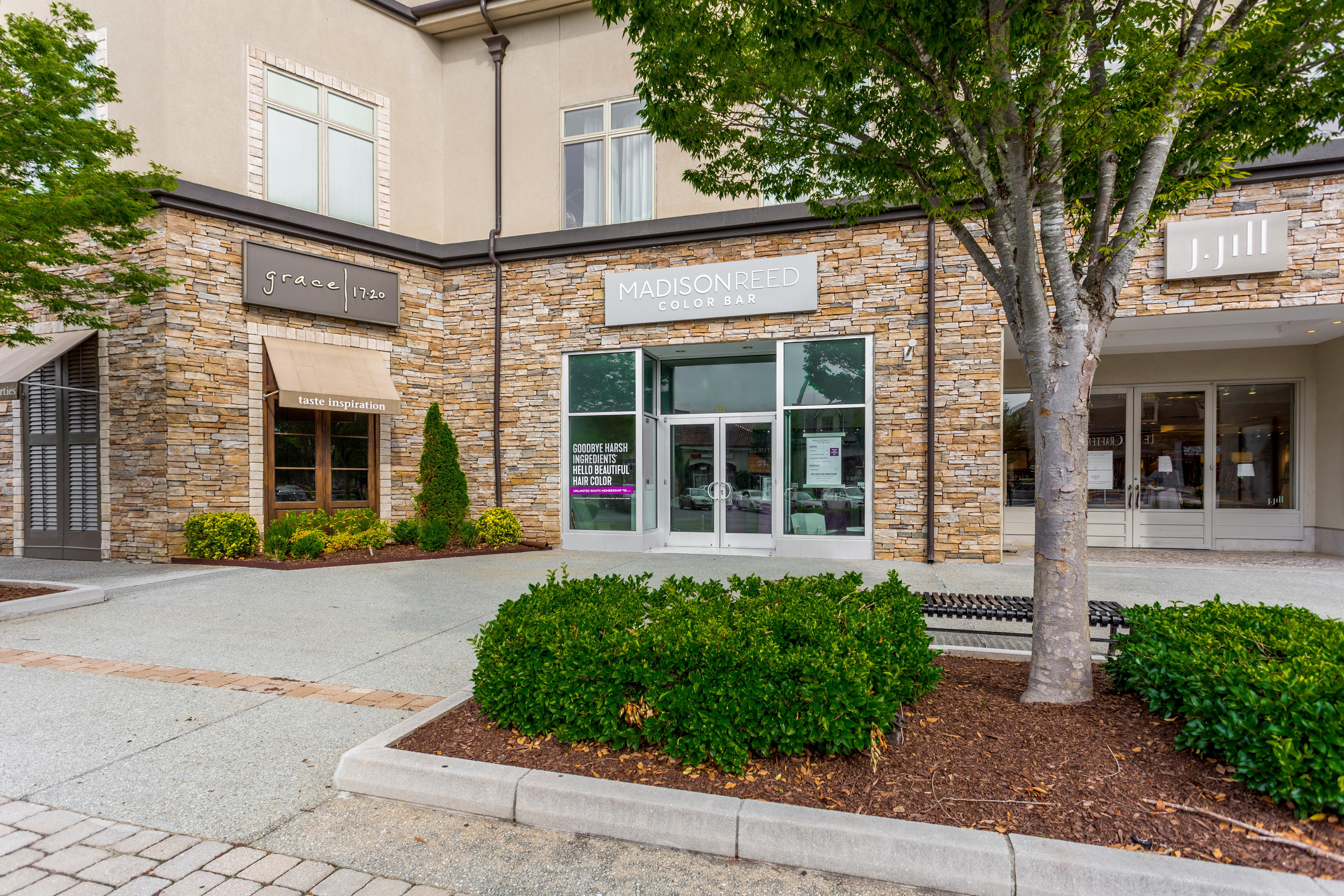 Exterior Photo of Madison Reed Color Bar Peachtree Corners